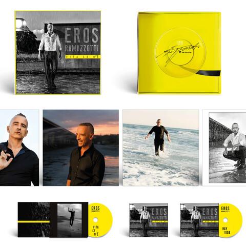 Vita ce n'e (Super Deluxe Box) von Eros Ramazzotti - CD jetzt im Universal Music Shop