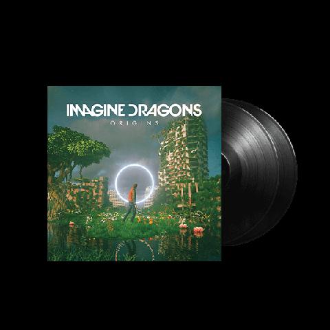 √Origins (2 LP) von Imagine Dragons - LP jetzt im Universal Music Shop