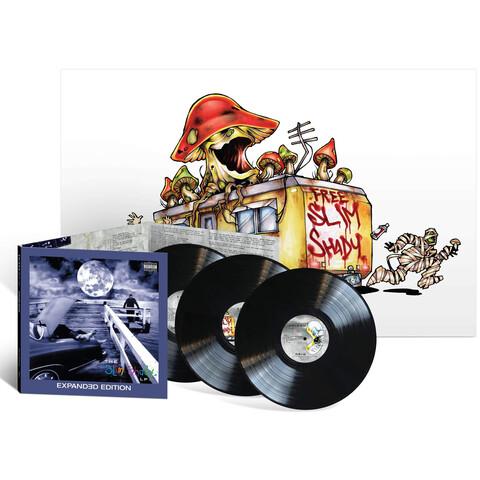 The Slim Shady LP (Expanded Edition 3 LP) von Eminem - 3LP jetzt im Universal Music Shop