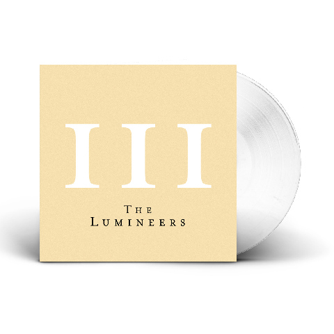 √III (Limited Colour LP) von The Lumineers - LP jetzt im Universal Music Shop