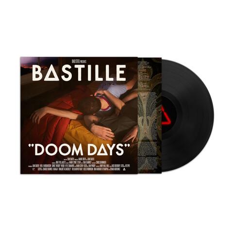 √Doom Days (Ltd. Signed LP) von Bastille - LP jetzt im Universal Music Shop