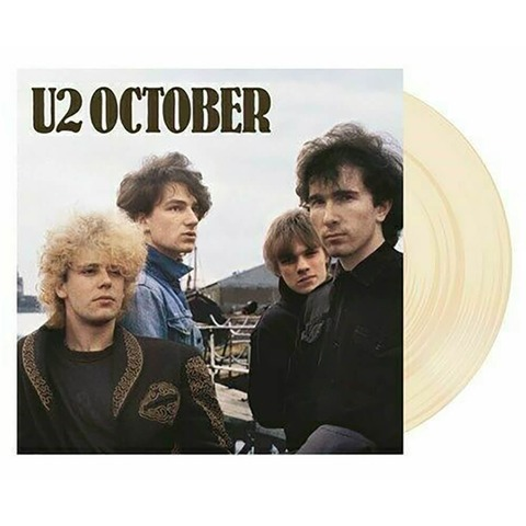 √October (Ltd. Coloured LP) von U2 - LP jetzt im Universal Music Shop