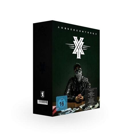 √XY (Limitierte Fanbox mit signiertem Item) von AK Ausserkontrolle - CD jetzt im Universal Music Shop