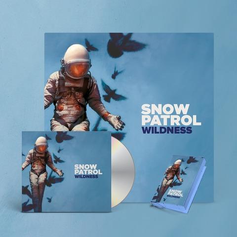 √Wildness (CD Bundle) von Snow Patrol - CD jetzt im Universal Music Shop