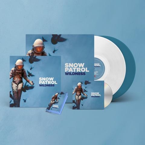 √Wildness (Deluxe Bundle) von Snow Patrol - LP jetzt im Universal Music Shop