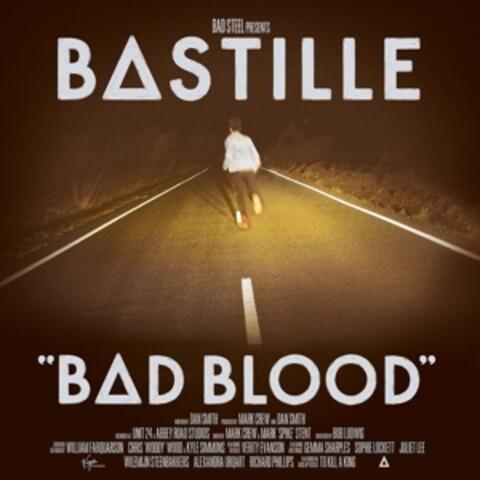 Bad Blood von Bastille - LP jetzt im Universal Music Shop