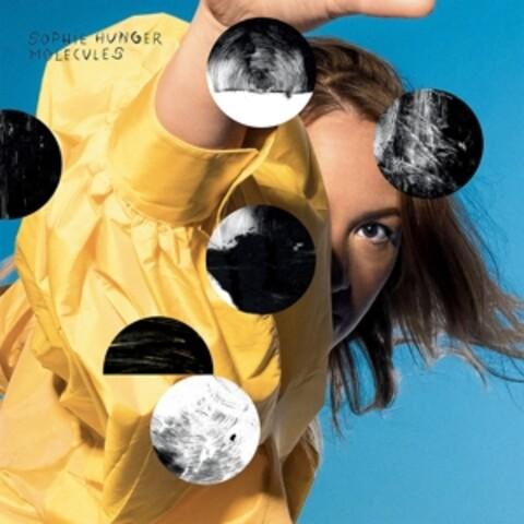 √Molecules von Sophie Hunger - LP jetzt im Universal Music Shop